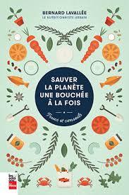 Dans l'ère du temps, l'ouvrage du nutritionniste urbain se donne pour mission de sauver la planète !